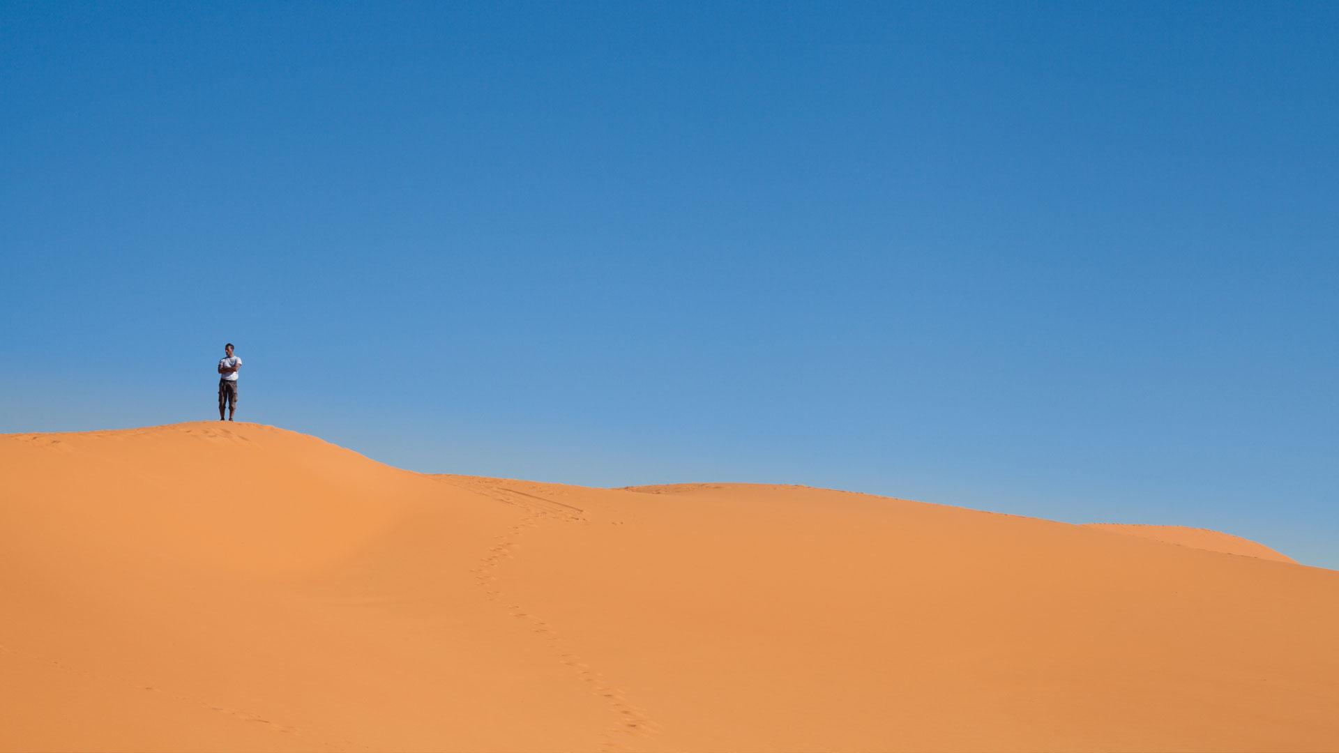 L'expérience du désert : Voyage à Merzouga dans le désert Marocain